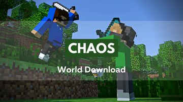 Chaos MC World Download Minecraft Map & Project