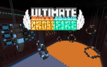 Ultimate Crossfire – An Elytra PVP Minecraft Map & Project