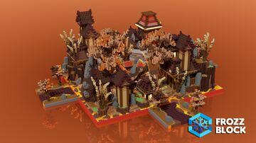 HCF Spawn Minecraft Map & Project