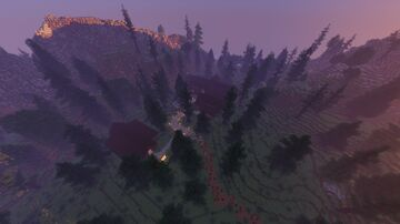 Wondercraft Survival Spawn Minecraft Map & Project