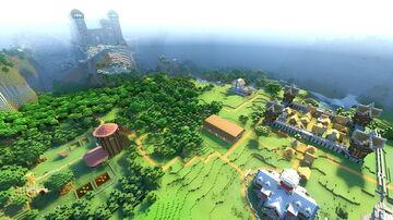 Habitation survie, Bedrock Edition Minecraft Map & Project