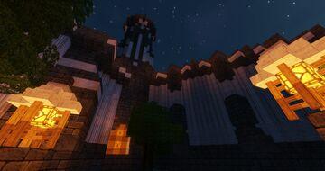 The Elder Scrolls: Cyrodiil / Imperial City / Kaiserstadt Minecraft Map & Project