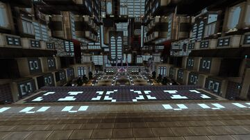 Imperial Mandalore (Star Wars planet) Minecraft Map & Project