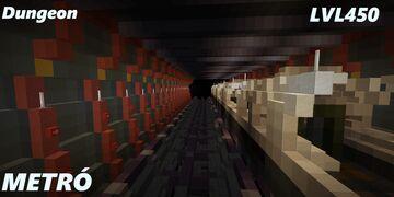 Fallen Metro Minecraft Map & Project