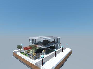 Jean Nouvel Minimetro stacion (Perugia Italy) Minecraft Map & Project
