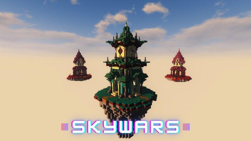 Skywars(map) 4Players