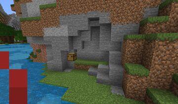 Hidden base in a Hidden base! Minecraft Map & Project