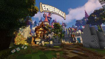 Emberfall Spawn Minecraft Map & Project