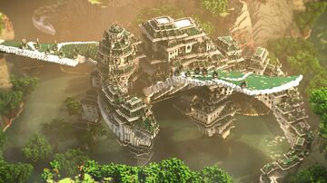 Structural Dragon Minecraft Map & Project