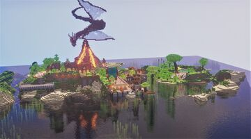 Build-off competition Minecraft Map & Project