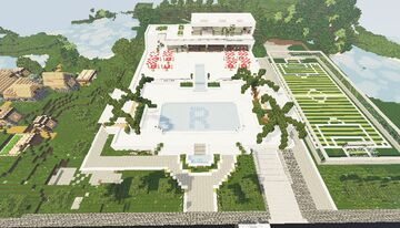 Mundo de RS07 / RS07 World Minecraft Map & Project