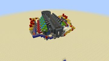 Concrete Crafter Minecraft Map & Project