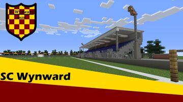 [stage 1] SC Wynward Stadium Minecraft Map & Project
