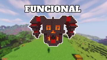 Casa calavera funcional para survival 1.16.5 Minecraft Map & Project