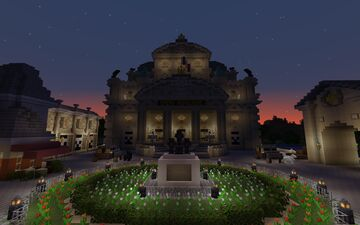 The Phantom of the Opera Minecraft Map & Project