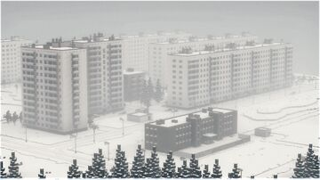 Soviet Moscow (Советская Москва, 60-e) [Full Interior and Details] - USSR, 1963 Minecraft Map & Project