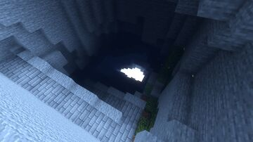 Carlsbad Caverns project 1:1 scale ( in progress) Minecraft Map & Project