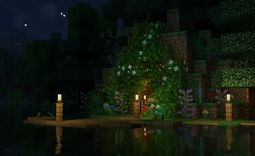"""""""yesiwillbeplayingthis"""" a starter survival world for 1.16.5 Minecraft Map & Project"""