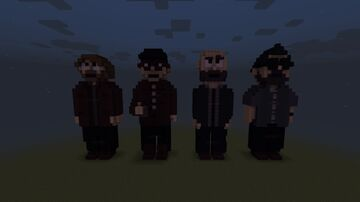 Ghost Adventures in Minecraft! Minecraft Map & Project