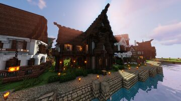 medieval building Minecraft Map & Project