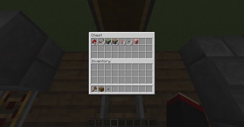 total redstone components used