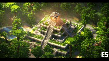 Jungle Temple Minecraft Map & Project