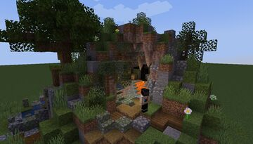 Dripstone Cave Shop - Build Idea - [World Download] Minecraft Map & Project