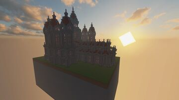 Small Palace Minecraft Map & Project