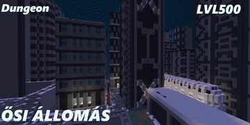 Ancient City Minecraft Map & Project