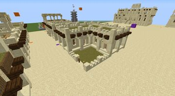 Desert Weaver Minecraft Map & Project
