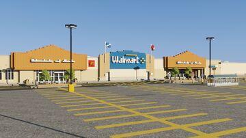 Okanessa Walmart | ERT Minecraft Map & Project