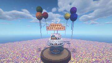 Minecraft Cake House Minecraft Map & Project