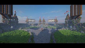- Faction Server Spawn - Simple and Beautiful! Minecraft Map & Project