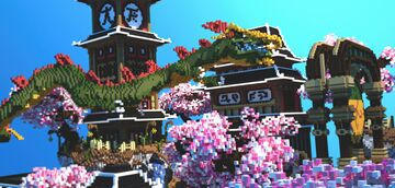 Blossom Minecraft Map & Project