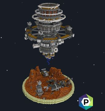 Alien Expedition Hub   1.8+ Minecraft Map & Project