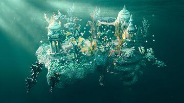 💦 Magic Underwater Spawn 🌊 ► PhoenixBuilds Minecraft Map & Project