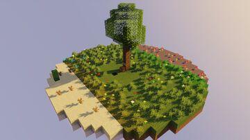 Massive Skyblock v2 Minecraft Map & Project