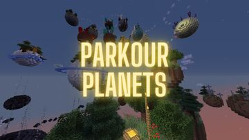 Parkour Planets 1.16.3 Minecraft Map & Project