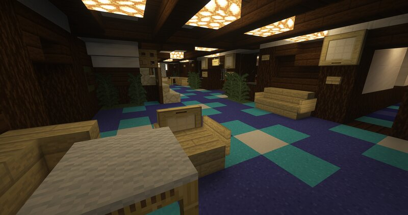 I. Class Staircase & Entrance Hall