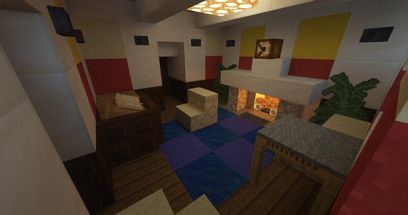 I. Class Suite Sittingroom