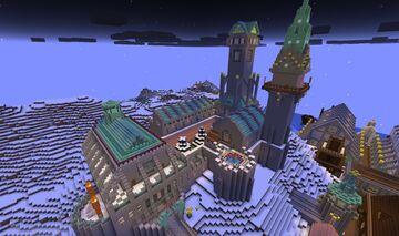 """Schloss """"Lüdburg"""" Minecraft Map & Project"""