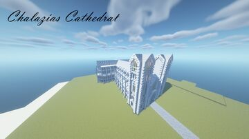 Chalazias Cathedral Minecraft Map & Project