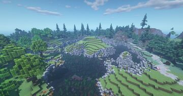Graywater (Low Edit) by UnknwnBuilds Minecraft Map & Project