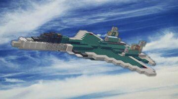 Sukhoi Su-57 Felon Minecraft Map & Project