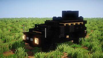 1,5:1 ZIL Karatel MRAP (ArmA 3 Ifrit) Minecraft Map & Project