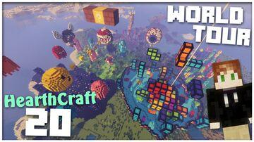 HearthCraft Season 1 OG Minecraft Map & Project