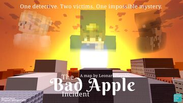 The Bad Apple Incident [Release Version 1.1.2] [Bedrock] Minecraft Map & Project