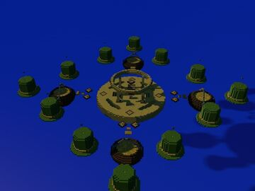 The Gol Minecraft Map & Project