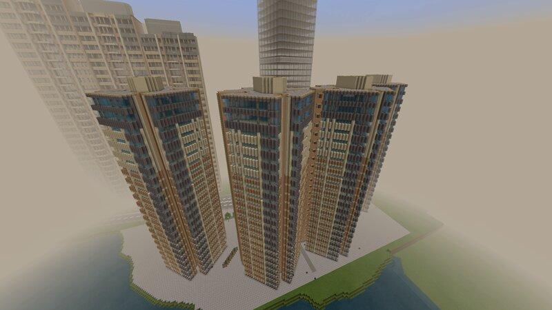 Park Avenue Towers Hong Kong