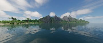 Just an Island - By ClemsDX Minecraft Map & Project